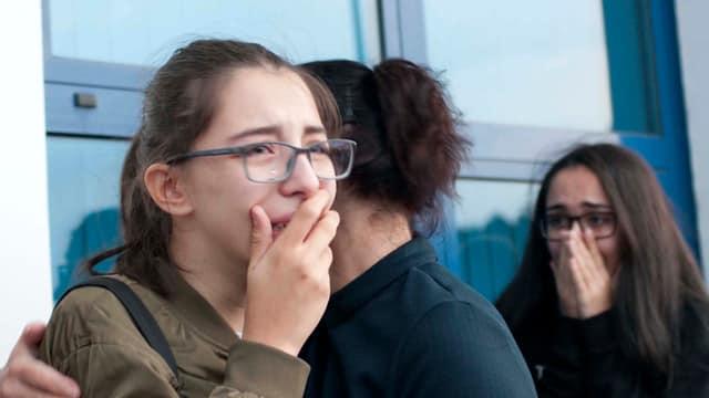 Un an de la răpirea celor șapte profesori