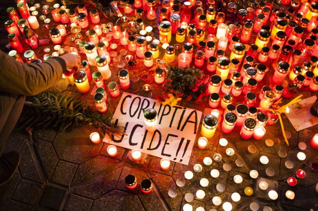 Imagini pentru coruptia ucide