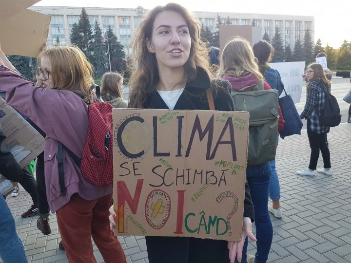 Cerem declararea crizei de mediu pe teritoriul Republicii Moldova