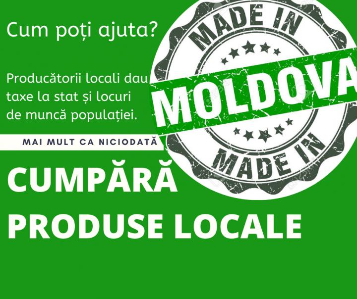 Solidari cu antreprenorii locali