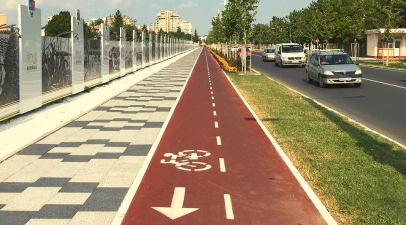 Piste pentru biciclete