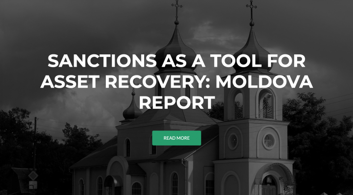 Sanctions as a tool for asset recovery: the case of Moldova