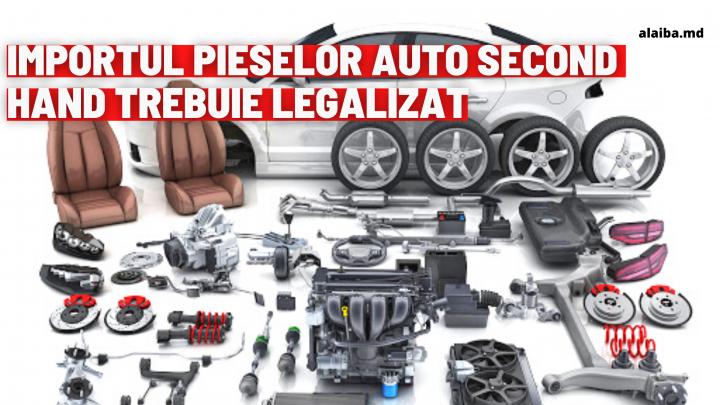 Importul pieselor auto second hand trebuie legalizat
