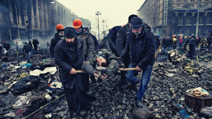 7 ani de la Revoluția demnității din Ucraina